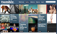 Tumblr Debuts Curation Feature For Post Tagging