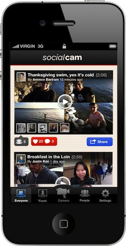 Justin.tv Preparing To Launch Social Video Sharing App