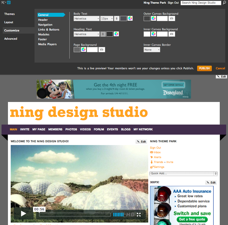 Ning Gives Bloggers 70 Reasons To Create A Social Network