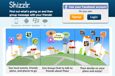 Social site Shizzlr launches with funding from state of Connecticut