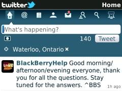 twitterblackberryupdate