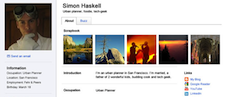 Google Profiles Redesign - Thumbnail