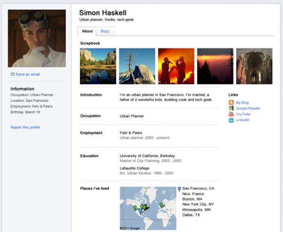 Google Profiles Gets A Streamlined Look, It's About Time