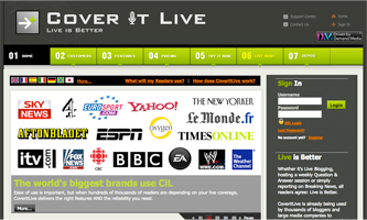 Demand Media acquires CoveritLive