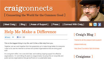 Newmark Launches craigconnects to Make a Difference