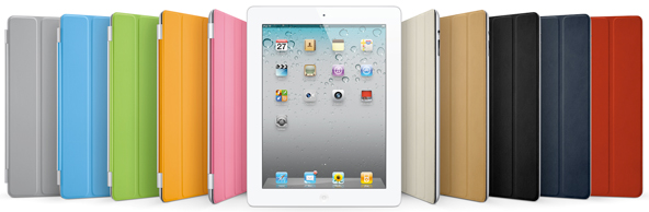 As expected, Apple introduces iPad 2