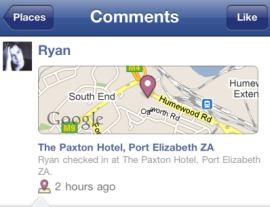 Facebook Rolls Out Event Check-In Capabilities, Other Features For iPhone