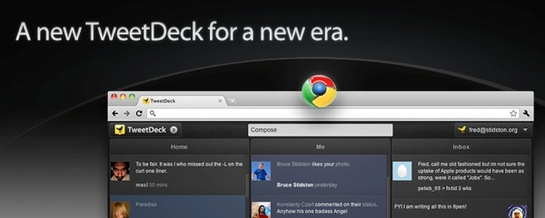 TweetDeck Releases Web App For Various Browsers