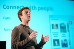 Mark Zuckerberg - Facebook CEO