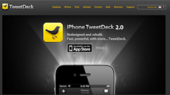 TweetDeck Website