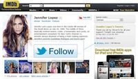 Twitter Follow Button - Small Size