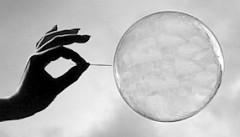 Bubble Burst Infographic