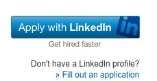 Apply With LinkedIn Button