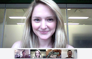 Google+ Introduces Hangouts With YouTube Live Video Viewing