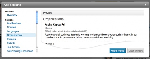 Linkedin Revamps Profiles For Recent College Grads The