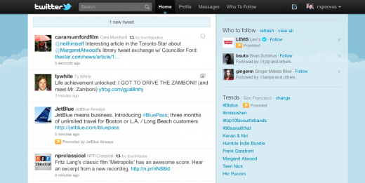 Twitter Now Sending Promoted Tweets Into Timeline Streams