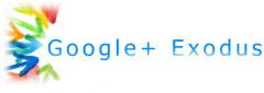 Google+ Exodus