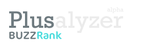 Track Google+ Analytics and Influence with BuzzRank's Plusalyzer