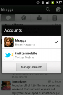 Twitter for Android