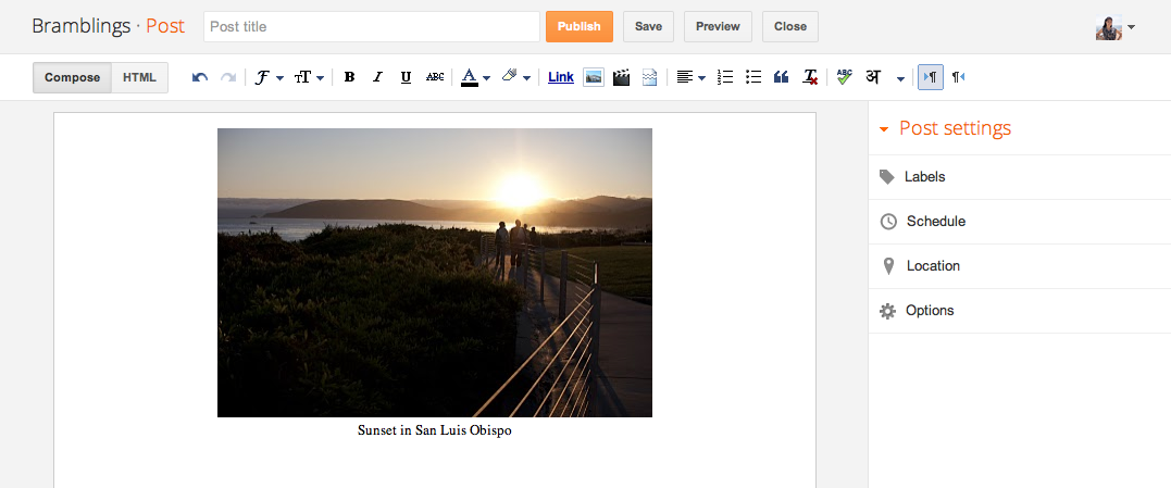 Blogger Finally Gets Design Improvements, Better Editing System
