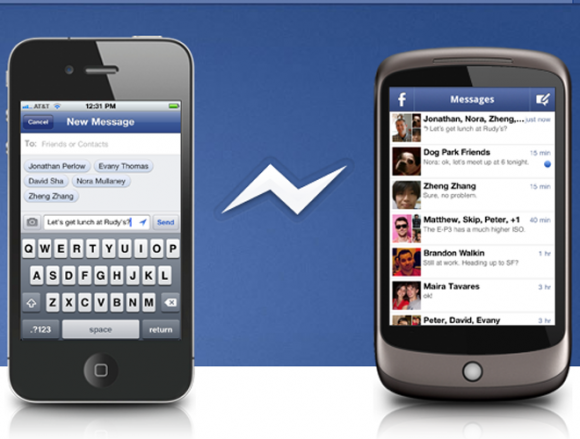Facebook Dedicated Messaging App