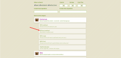 Recipe Finder Advanced Categories