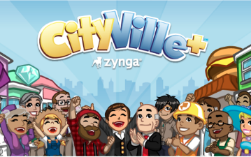 CityVille Now Available On Google Plus