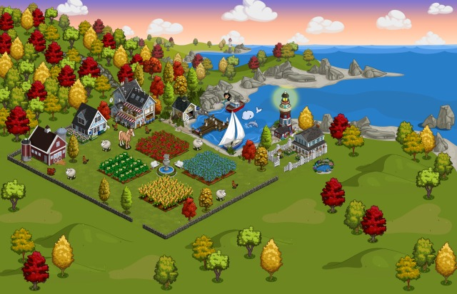 Zynga Rolls Out Lighthouse Cove Expansion Pack