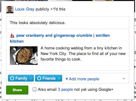 Google Reader Rolls Out Google+ Integration