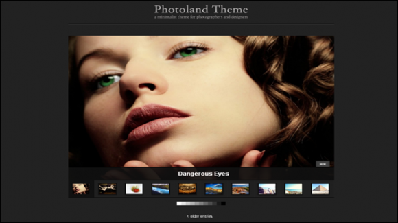 Photoland Theme