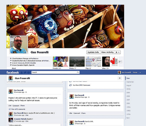Facebook's New Timeline Feature: How to Use It