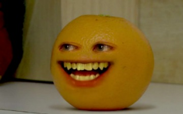 "YouTube's Very Own ""Annoying Orange"" Gets Own TV Show"