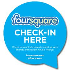 Holiday Travel Revealed Through Foursquare Checkins [Infographic]