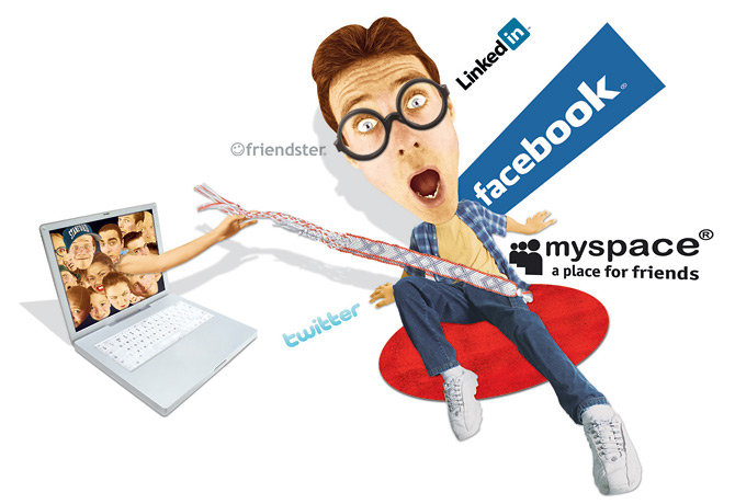 Generation Y Says Facebook Access At Work Trumps Salary