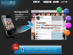 InstaBG for Twitter