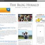 Blog Herald January 2007