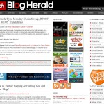 Blog Herald May 2008