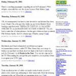 Boing Boing February 2001