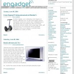 Engadget June 2004