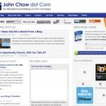 John Chow July 2009