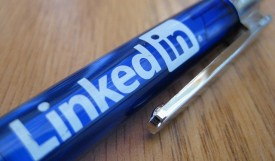 LinkedIn Follow Company Button