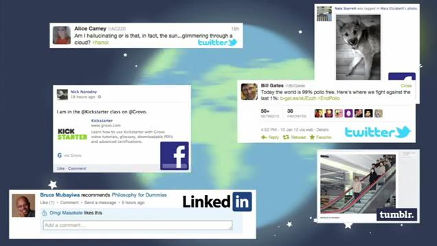 Celebrating The History Of Social Media Through Video