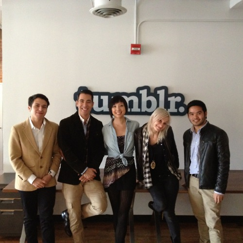 Tumblr Hires Emerging Fashion Bloggers To Cover New York Fashion Week