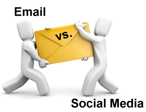 Social Media Is Popular But Email Is Still The Reigning King [Study]