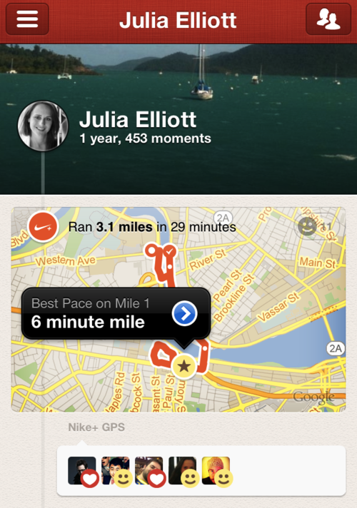 Path Brings Nike+ Integration Into The Mix, Also Adds New Music and Photo Features