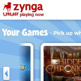 Zynga Bringing Its Social Games To Zynga.com
