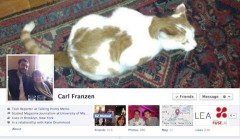 Facebook Timeline Old version