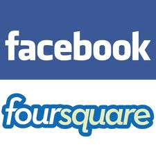 Foursquare Facebook Timeline Map Integration