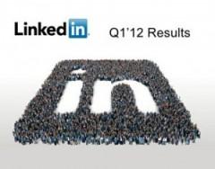 Linkedin record profits
