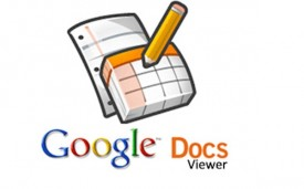 Google Docs Viewer